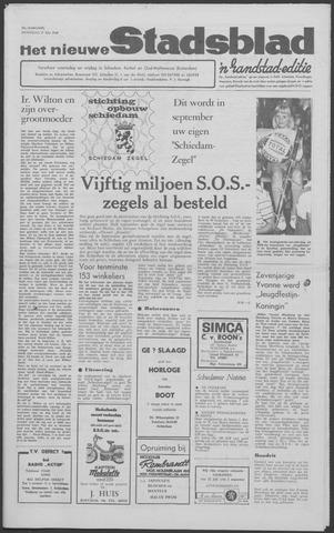 Het Nieuwe Stadsblad 1968-07-17