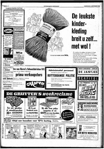 Rotterdamsch Nieuwsblad / Schiedamsche Courant / Rotterdams Dagblad / Waterweg / Algemeen Dagblad 1959-09-09