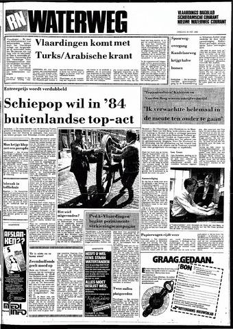 Rotterdamsch Nieuwsblad / Schiedamsche Courant / Rotterdams Dagblad / Waterweg / Algemeen Dagblad 1983-05-24