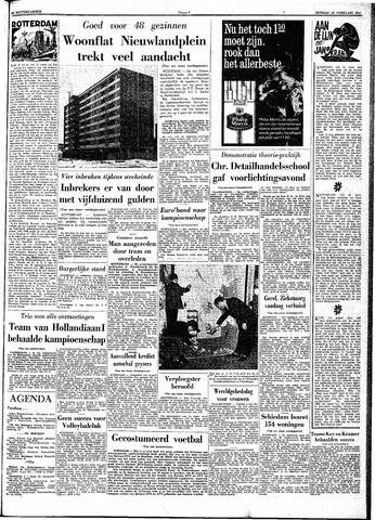 Trouw / De Rotterdammer 1966-02-22