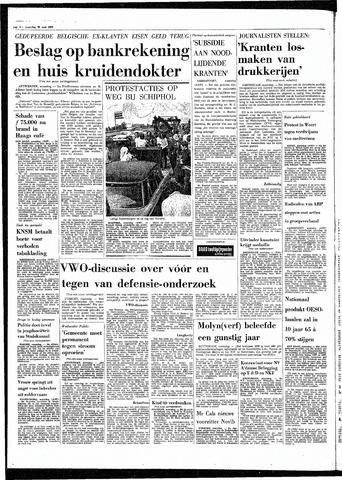 Rotterdamsch Parool / De Schiedammer 1970-05-25