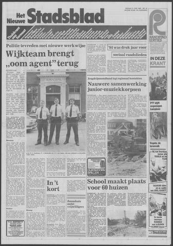 Het Nieuwe Stadsblad 1985-06-21