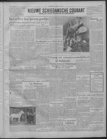 Nieuwe Schiedamsche Courant 1949-02-02