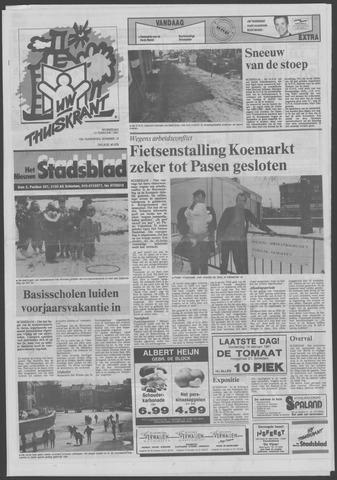 Het Nieuwe Stadsblad 1991-02-13