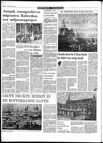 Rotterdamsch Parool / De Schiedammer 1970-07-25