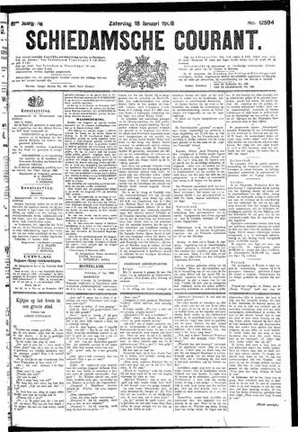 Schiedamsche Courant 1908-01-18