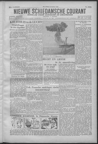 Nieuwe Schiedamsche Courant 1946-07-29