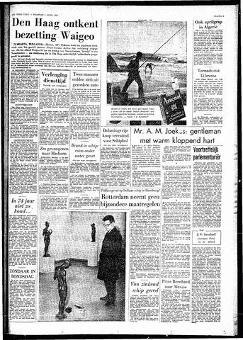 Het Vrije volk 1962