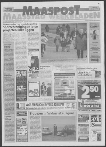 Maaspost / Maasstad / Maasstad Pers 1998-02-18