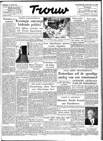 Trouw / De Rotterdammer 1956-06-15