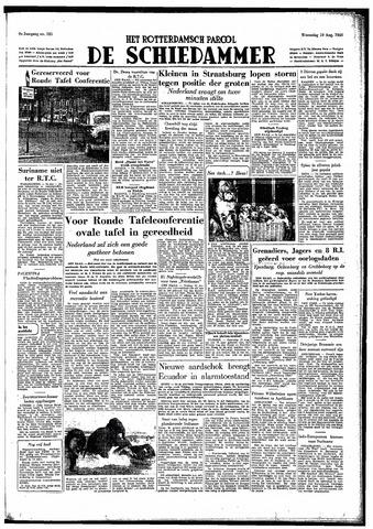 Rotterdamsch Parool / De Schiedammer 1949-08-10