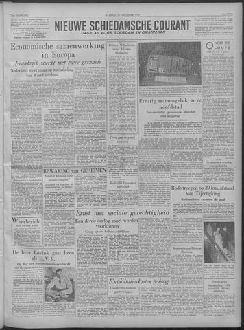 Nieuwe Schiedamsche Courant 1949-11-28