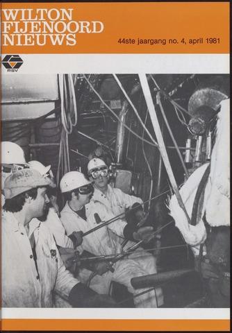 Wilton Fijenoord Nieuws 1981-04-01