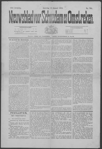 Nieuwsblad voor Schiedam en Omstreken 1892-01-30