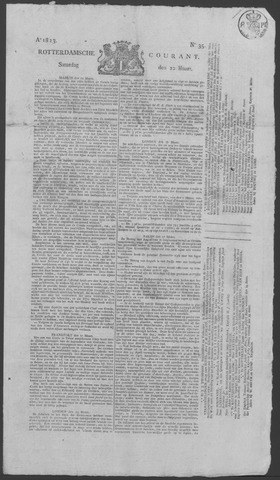 Rotterdamse Courant 1823-03-22