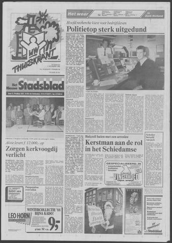 Het Nieuwe Stadsblad 1988-12-07