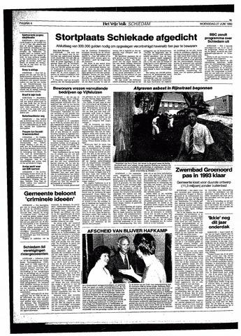 Het Vrije volk 1990-06-27