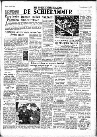 Rotterdamsch Parool / De Schiedammer 1948-05-14