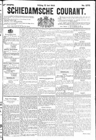 Schiedamsche Courant 1908-06-12