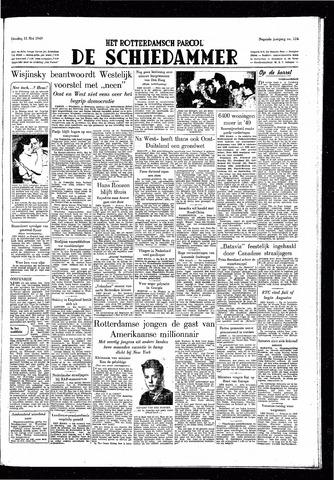 Rotterdamsch Parool / De Schiedammer 1949-05-31