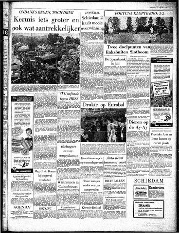Rotterdamsch Parool / De Schiedammer 1964-08-10