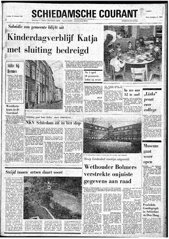 Rotterdamsch Nieuwsblad / Schiedamsche Courant / Rotterdams Dagblad / Waterweg / Algemeen Dagblad 1974-02-15