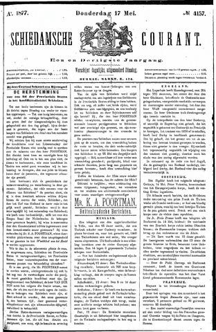 Schiedamsche Courant 1877-05-17