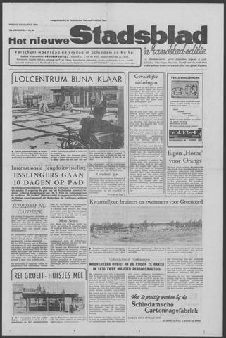 Het Nieuwe Stadsblad 1964-08-07