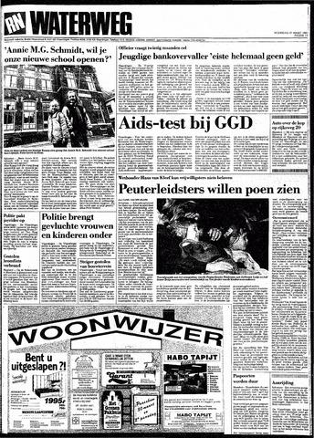 Rotterdamsch Nieuwsblad / Schiedamsche Courant / Rotterdams Dagblad / Waterweg / Algemeen Dagblad 1991-03-27