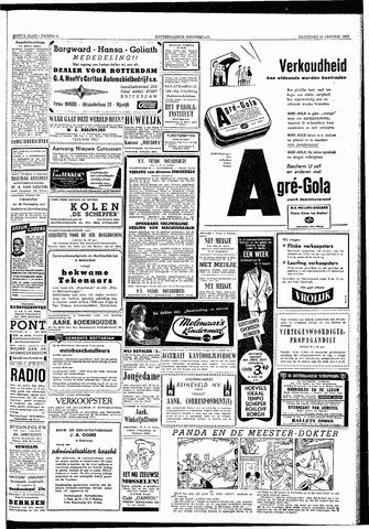 Rotterdamsch Nieuwsblad / Schiedamsche Courant / Rotterdams Dagblad / Waterweg / Algemeen Dagblad 1953-01-10