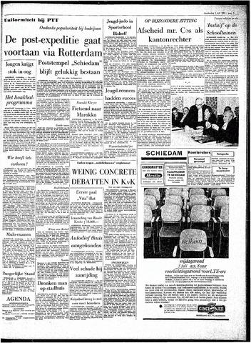 Rotterdamsch Parool / De Schiedammer 1964-07-02