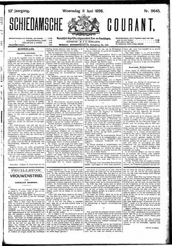 Schiedamsche Courant 1898-06-08