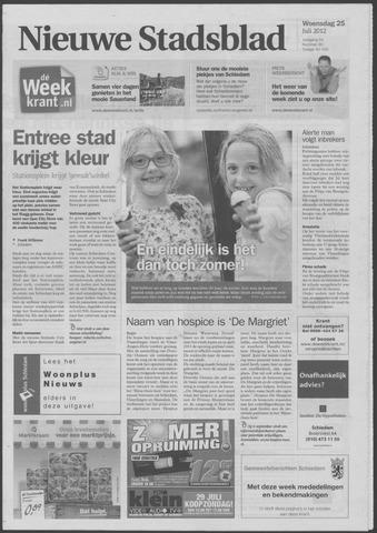 Het Nieuwe Stadsblad 2012-07-25