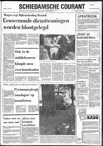 Rotterdamsch Nieuwsblad / Schiedamsche Courant / Rotterdams Dagblad / Waterweg / Algemeen Dagblad 1974-05-07