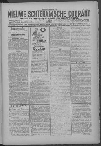 Nieuwe Schiedamsche Courant 1925-12-28