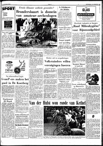 Trouw / De Rotterdammer 1967-08-10