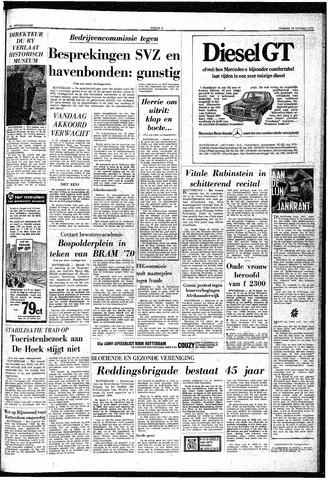 Trouw / De Rotterdammer 1970-10-20