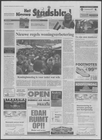 Het Nieuwe Stadsblad 2004-04-28