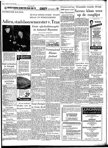 Rotterdamsch Parool / De Schiedammer 1964-11-24
