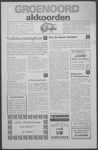 Groenoord Akkoorden 1972-12-13