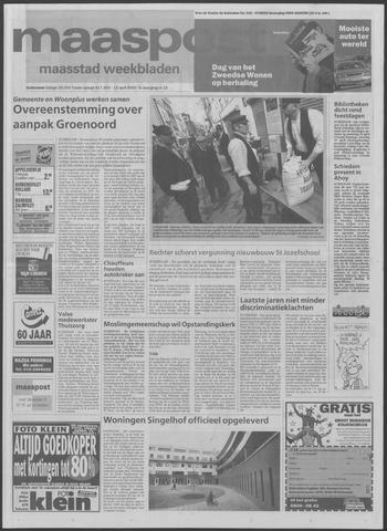 Maaspost / Maasstad / Maasstad Pers 2000-04-13