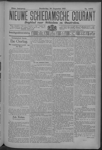 Nieuwe Schiedamsche Courant 1917-08-30