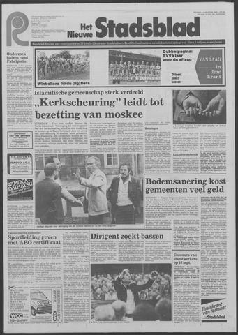 Het Nieuwe Stadsblad 1983-08-05