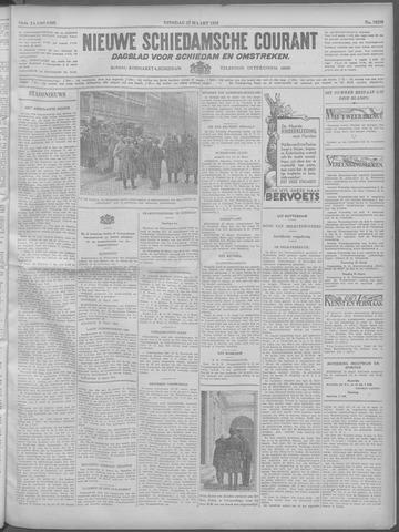 Nieuwe Schiedamsche Courant 1932-03-22