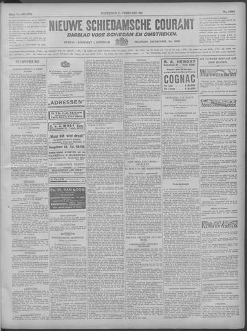 Nieuwe Schiedamsche Courant 1933-02-11