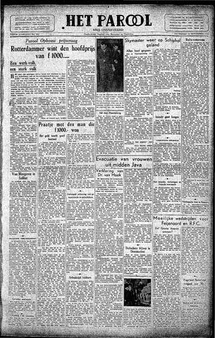 Rotterdamsch Parool / De Schiedammer 1945-11-24