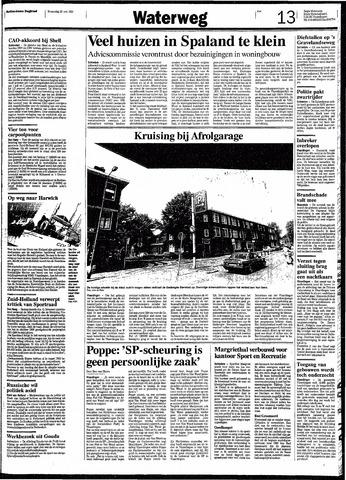 Rotterdamsch Nieuwsblad / Schiedamsche Courant / Rotterdams Dagblad / Waterweg / Algemeen Dagblad 1991-05-22