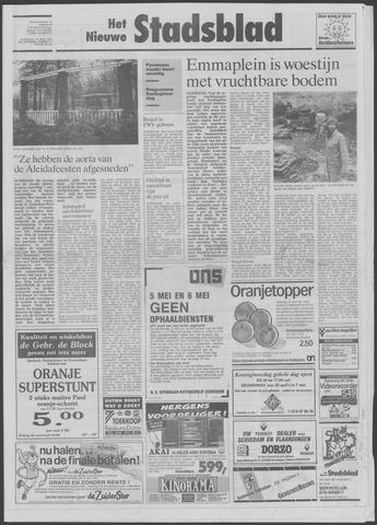 Het Nieuwe Stadsblad 1994-04-27