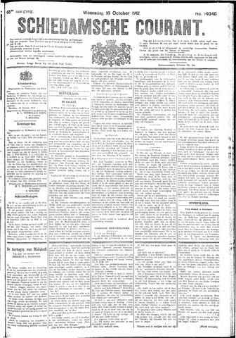 Schiedamsche Courant 1912-10-16