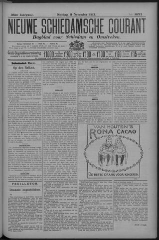 Nieuwe Schiedamsche Courant 1913-11-11